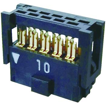 PC Board Connector PS Series Pressure Socket Closed End
