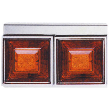 Square Tail Light
