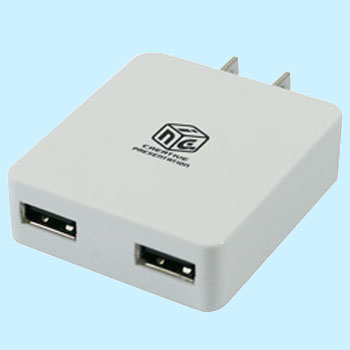 AC Charger 2 Ports