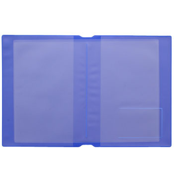 Vehicle Inspection Certificate Case With Both Side Pockets, Standard