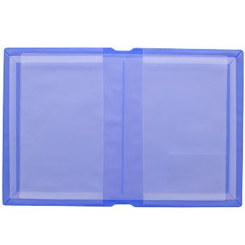 Both Sides Pocket Car Verification Case, Gusset