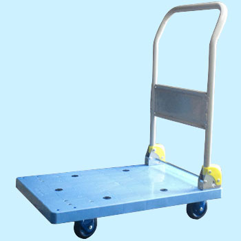 The Plastic Made Hand Truck, Folding Type
