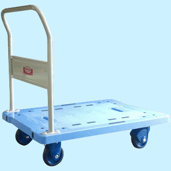 The Plastic Made Hand Truck, Fixed Handles