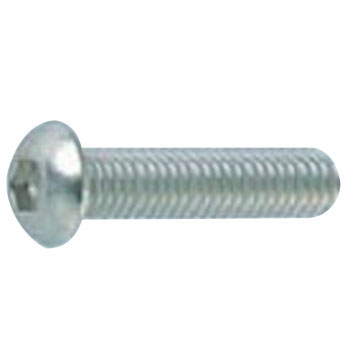 Hex Socket Button Head Bolt, JIS-B1174, Stainless Steel, Black, Pack Product