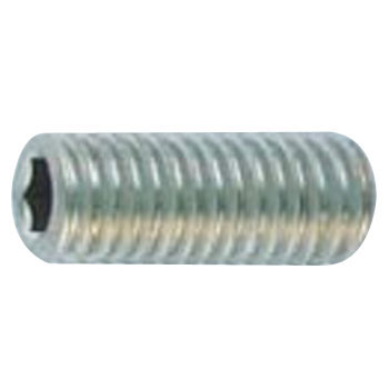 Hex Set Screw, Cup Point, UNC Stainless Steel
