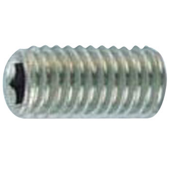 Hexagon socket set screw Screw flat (stainless steel) (small box)