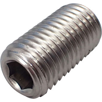 Hexagon socket set screw Set dent hollow (stainless steel) (small box)