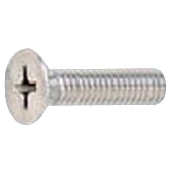 (+) UNF (FLAT) Unified small screw (stainless steel)