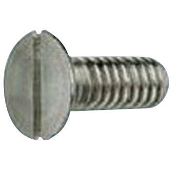 Small Countersunk Whitworth Screw Thread, Flat-blade Stainless Steel, Packed Product