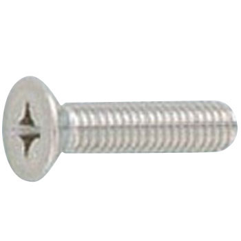 Phillips Countersunk Head Screw, SUS316L, Pack Product