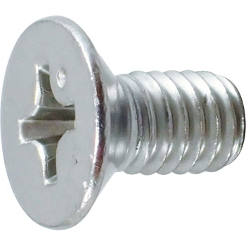 Phillips Countersunk Flat Head Screw, SUS430, Pack Product