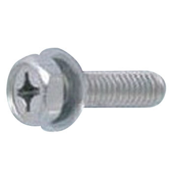 Stainless Steel Phillips Socket Head Cap Screw,P=1 JIS W built-in,Pack Product