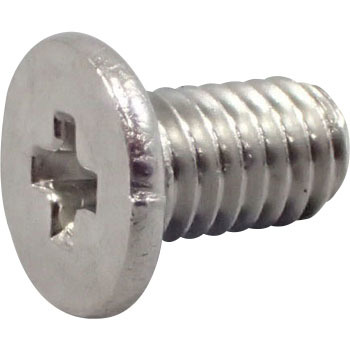 Phillips Ultra Low Head Screw, Stainless Steel, Pack Product