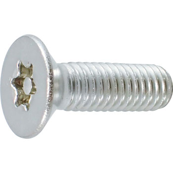 TRX Tamper Proof Countersunk Head Screw, Stainless Steel, Pack Product