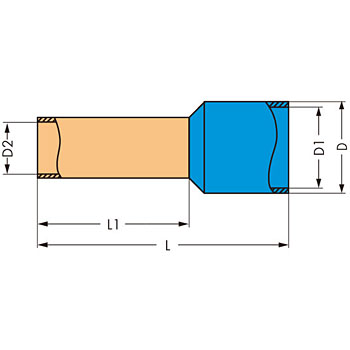 Insulated Ferrules