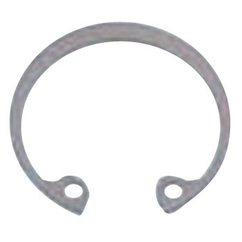 C-shaped retaining ring hole for (stainless steel) (small box)