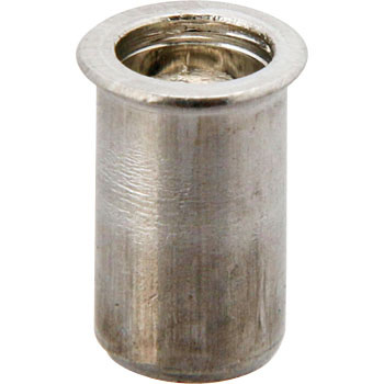 POP Standard nut Small flange AFH SF (aluminum) (pack product)