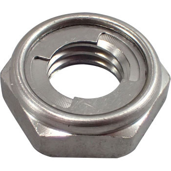 U-Nut Thin Stainless Steel