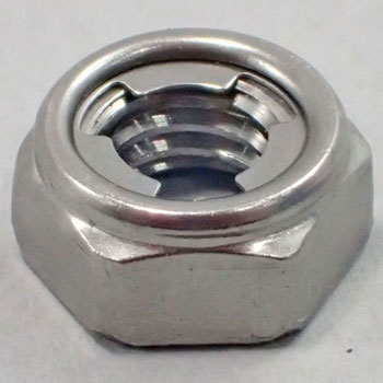 V NUT, Lock Nut, Stainless Steel