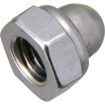 U nut with cap (stainless steel)