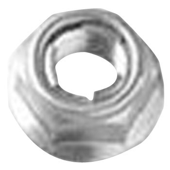 Flange Stable Nut, Fine, Stainless Steel