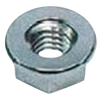 Flange Nut, Non Serrated, Stainless Steel, Pack Product