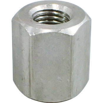 Coupling Nut, Stainless Steel