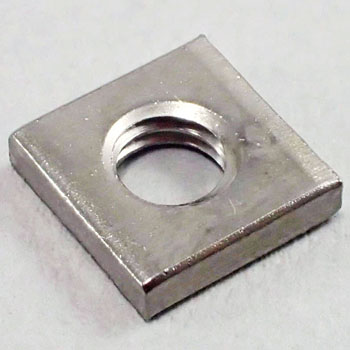 Plate Nut,Stainless Steel,Packed Product