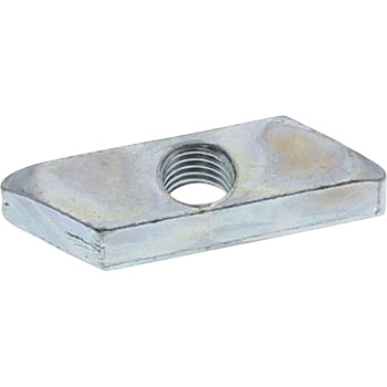 Rhombus Nut, Iron Uni Chromate, Pack Product