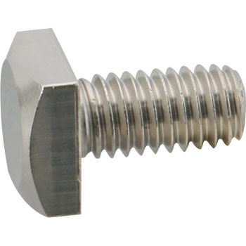 Square Head Bolt, Full Threaded, JIS Standard Item, Stainless Steel