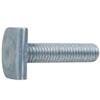 Square Head Bolt, Full Thread, Iron
