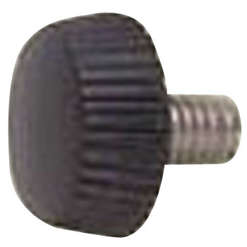 Black Head Decorative Screw No.1, Stainless Steel, Pack Product