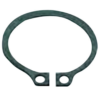 Retaining Ring C-type for Shafts,Iron /ACP