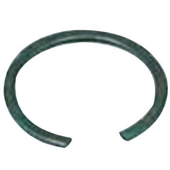 For a concentric retaining ring hole (iron / cloth)