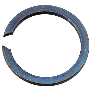 Concentric retaining ring axis (iron / cloth)