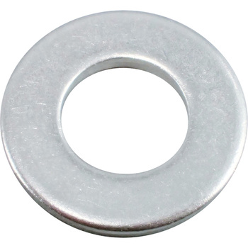 ISO Flat Washer Stainless Steel