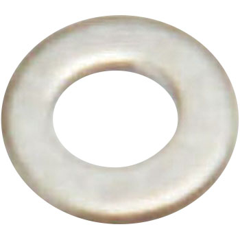 ISO Flat Washer, Small, Stainless Steel