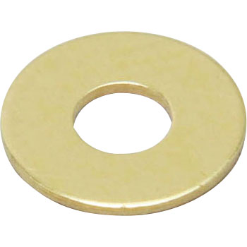 Round Washer, JIS, Brass