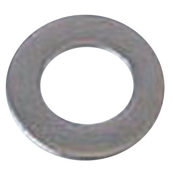 Round Washer, JIS Small Stainless Steel, Black