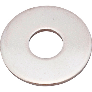 Round Washer, Large, Stainless Steel
