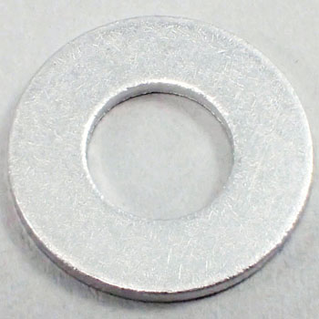 Round Washer, Aluminum A1050, Pack Product
