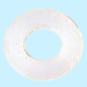Nylon Round Washer, Nylon, Pack Product
