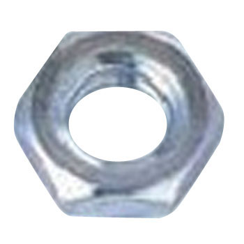Small Hex Nut, Fine, Stainless Steel