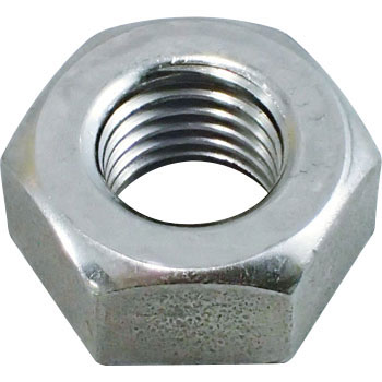 Hex Fine Nut, Iron