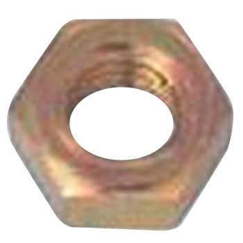 Hex Nut Iron, Chromate, Pack Product