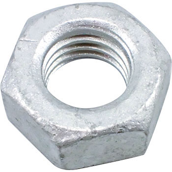 Hex Nut, Iron, Hot Dip Galvanizing, Pack Product