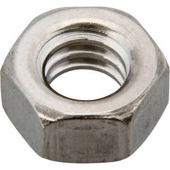 Hex nut two wit (stainless steel)