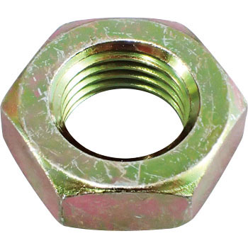 Hex Nut Fine Thread, Iron, Chromate