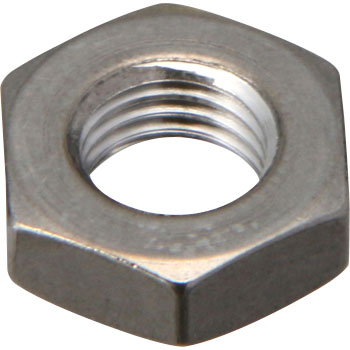 Hex Nut  Fine Thread, Stainless Steel