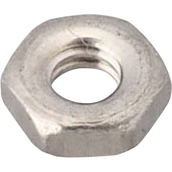 Hex Nut Unified, UNC, No Coat, Stainless Steel